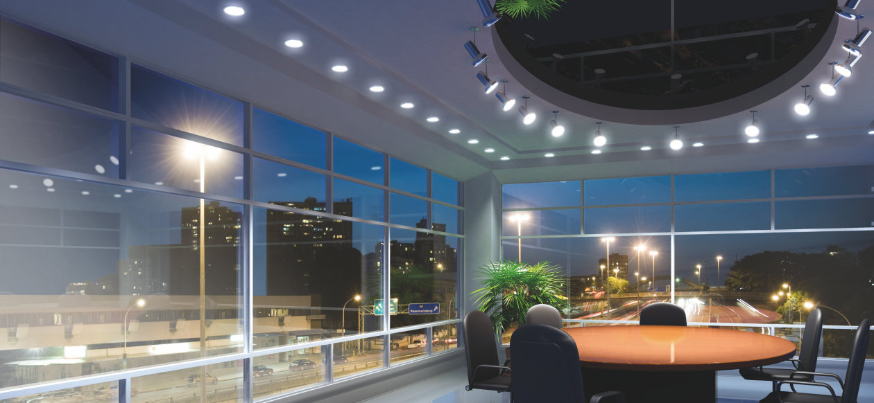 commercial lighting control systems